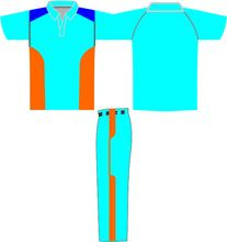 Professional Custom Logo Cricket Uniforms