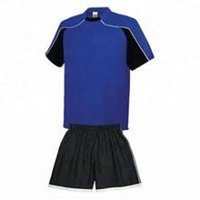 Professional Sports Soccer Uniform