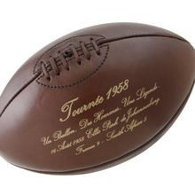Replica Leather Rugby Ball