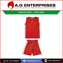 Sportswear Basketball Uniforms