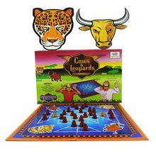 Traditional Indian Board Game