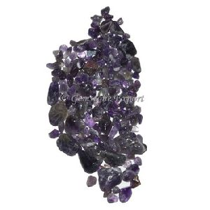 Gemstone Amethyst Chips Stones