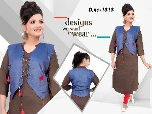 1313 Designer Kurti