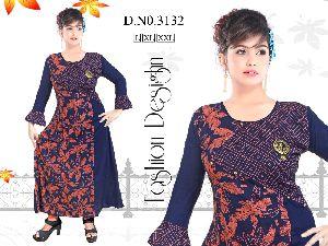 3132 Designer Kurti