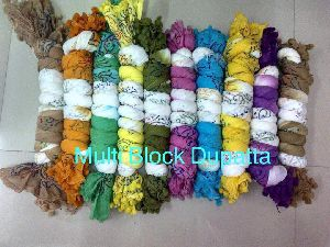 Cotton Dupatta 02