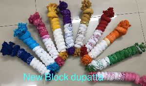 Cotton Dupatta 09