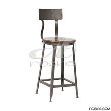 Industrial Bar Stools With Back
