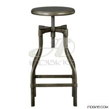 Industrial Swivel Bar Stools