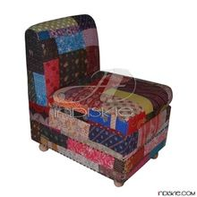 Patch Work Kantha Fabric Sofa Home Furniture Jodhpur