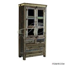 Reclaimed Wood Furniture Cabinet Handcrafted Shabby Chic