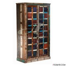 Reclaimed Wooden Wardrobes Armoire