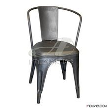 Restaurant Chairs Distress Finish Vintage Industrial