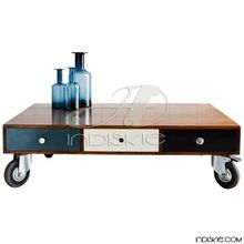 Retro Style Living Room Coffee Tables