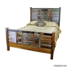 Teak Furniture Bed
