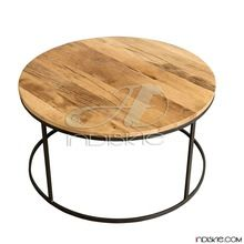Vintage Furniture Round Coffee Table,