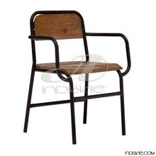 Vintage Industrial Waiting Chairs