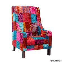 Vintage Kantha Furniture Chairs Sofa