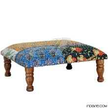 Vintage Kantha Home Furniture Living Room Furniture Stools