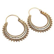 African jewelry boho earring tribal earrings