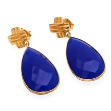 Gemstone Earring-