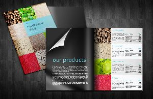 Product Catalogue Printing Services