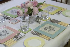 Table Mat Printing Services
