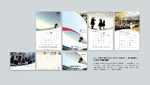 Table & Wall Calendar Printing Services