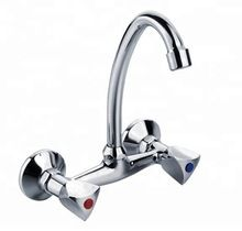 Dual Handle Kitchen Sink Mixer