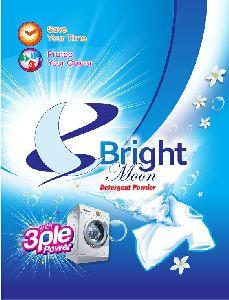 Bright Moon Detergent Powder