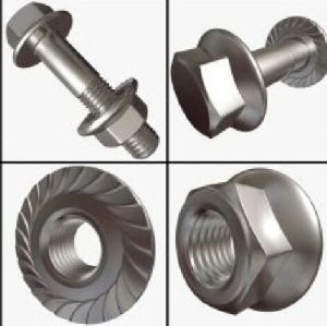 Flange Nut Bolts