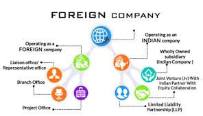 Foreign Company Registration Services