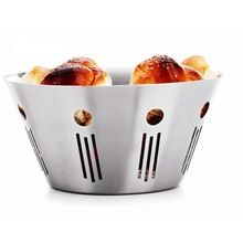 Spring Stainless Steel Bread Basket