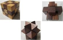 Handcrafted Wooden Puzzles