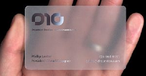 Plastic Cards Printing Services 03