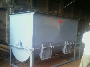 Double Door Mixer