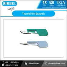 Stainless Steel Disposable Scalpel