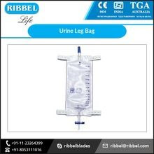 Urine Bag with T Trap Drain Port