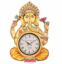 Ganpati Analog Wall Clock