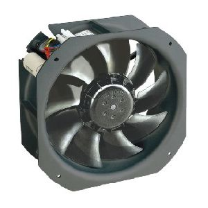 DC Brushless Fans Metal Blade