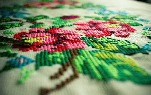 Cross Stitch Embroidery