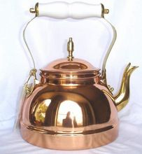 WATER KETTLE MADE OF COPPER