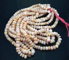 Natural PINK OPAL BEADS