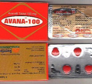 Avana-100mg Tablets