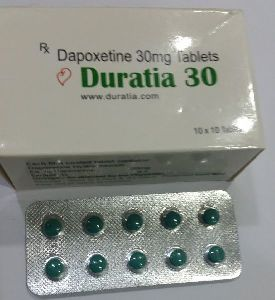 Duratia 30mg Tablets