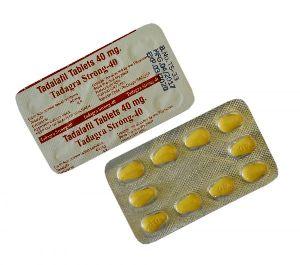 Tadagra Strong 40mg Tablets