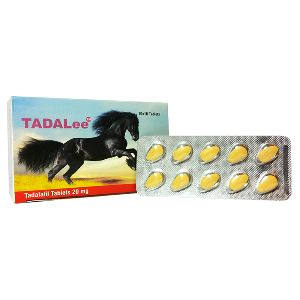 Tadalee 20mg Tablets