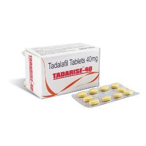 Tadarise 40mg Tablets
