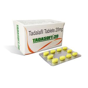 Tadasoft 20mg Tablets