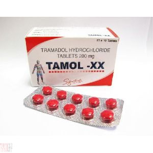 Tramadol Tamol-XX-200mg Tablets