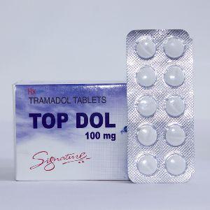 Tramadol Top Dol 100mg Tablets